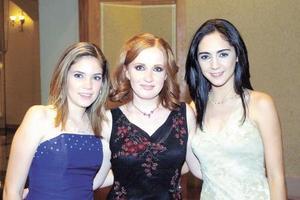 <u>04 octubre</u> <p> Salma Cepeda D., Brenda Noyola N y Bremia Cepeda D