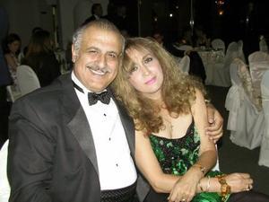 <u>05 octubre 2003</u> <p>Señores Jesús M. Mery y Miriam Canayati de Mery