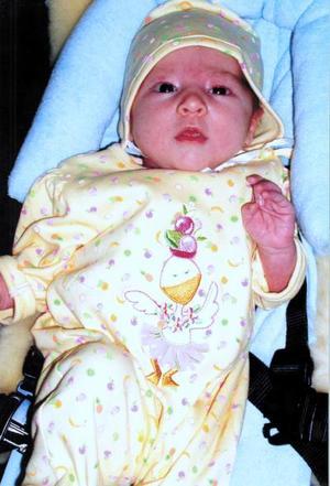 Alexia Holtz Miñarro nació en la ciudad de Sidney, Australia el 24 de agosto. Es hija de los señores Dieter Holtz Wedde y Anilú Miñarro de Holtz