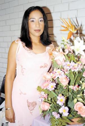 Juana María Lechuga Contreras contraerá matrimonio con Fernando Rodríguez Estrada el 14 de noviembre