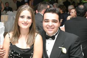Cecilia González de Camacho y Ricardo Camacho Macías