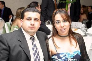<u>07 octubre</u> <p>  Gustavo Mares y Ana Luisa Guzmán de Mares.