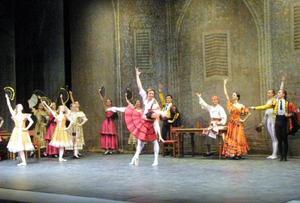"""La versión original de esta obra, estrenada el 14 de diciembre de 1869 en el Teatro Bolshoi de Moscú, no es precisamente la misma que narró Cervantes en su """"Ingenioso Hidalgo Don Quijote de la Mancha""""."""