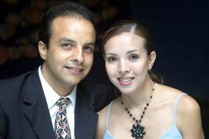 Carlos García  y Ana de García.