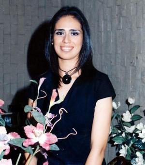 María Teresa Aldama Treviso fue despedida de su vida de soltera con motivo de su próxima boda con Jesús Rivelino Monarrez Corrales.