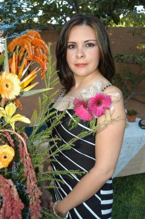 <u>11 octubre </u> <p> Una primera despedida de soltera le ofrecieron a Silvia Patricia Garay Contreras.