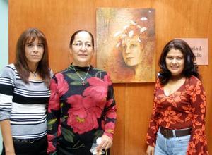 Elizabeth Espinoza Soledad Gordillo y Laura Velásquez