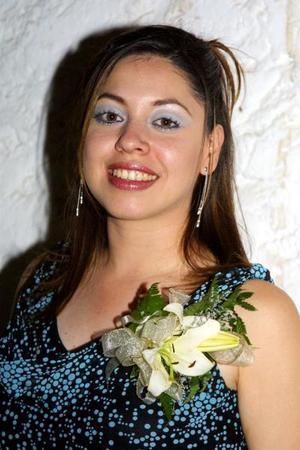 Adriana  E. Muñoz Vázquez contraerá matrimonio con Omar Darío Pichardo Flores.