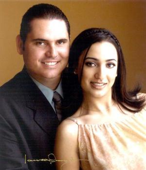 Luis Alfonso López del Río y Sofía Diz Jiménez contrajeron matrimonio recientemente
