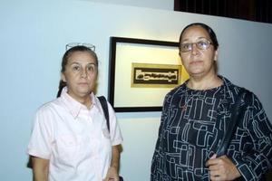 Rosa Gordillo y Soledad Gordillo.