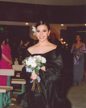 <u>19 octubre 2003</u> <p> Kathya Nahle Zarzar.
