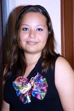 Ana Betsabeh Rodríguez disfrutó de una despedida de soltera en días pasados.