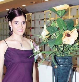 Elba Nancy Fuentes Rodríguez contraerá matrimonio con Jesús Manuel Muro Enríquez el próximo 22 de noviembre.