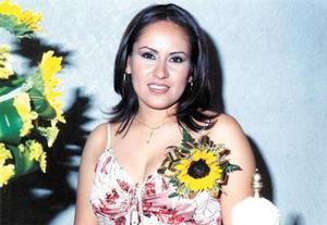 <u>19 octubre </u> <p>  Una fiesta de despedida fue ofrecida en honor de Yadira Vanessa Valdez Rodríguez.