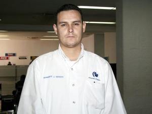 Pra visitar a su familia en Ciudad Juárez viajó Gerardo García.