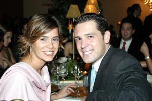 Ana Carla Cepeda e Iván Ramos