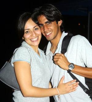 <u>24 octubre</u> <p> Yumina Ruiz y Josué Pérez.
