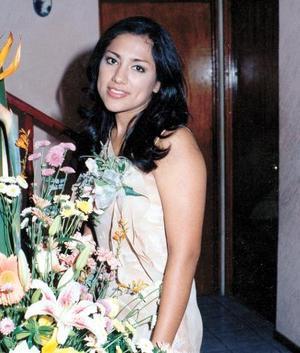 <u>22 octubre </u> <p> Srita. Diana Monserratt Luna García en su despedida de soltera.