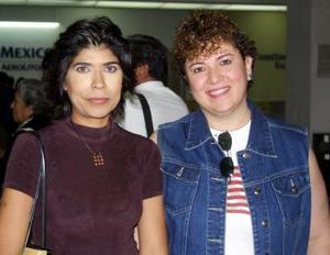 <u>22 octubre </u><p> María Elena Villarreal y Alejandra Rubio se trasladaron a Puerto Vallarta Jal, para asistir a un curso de liderazgo.