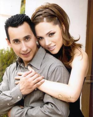 Jesús Alday Cuéllar y Liliana González  Tinajero contrajeron matirmonio el 25 de octubre.