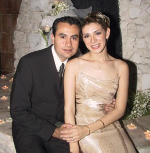 Édgar Tejada García e Iris C. Márquez Sánchez.