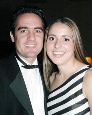 <u>26 octubre</u> <p> Iván Gutiérrez y Regina Setien.