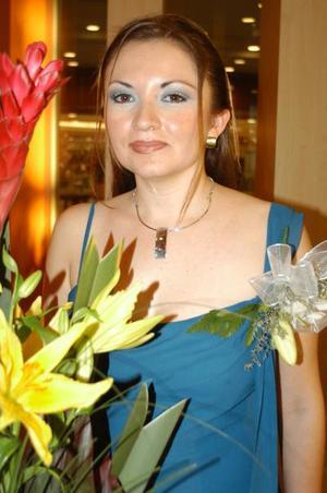 Adda Karina Carrillo Rodríguez fue despedida de su soltería con motivo de su próximo matrimonio con Sergio Dovalina Flores.