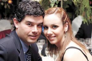 Fernando Maldonado y Edna Humphrey.
