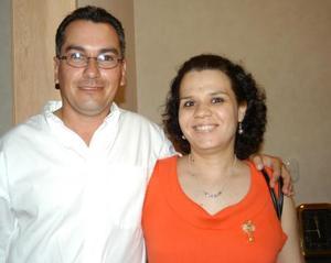 <u> 29 de octubre </u> <p> Roberto Soto y Rosario de Soto.