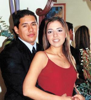 Rafael Orozco Guerrero y Montserrat Gaucín Hernández.