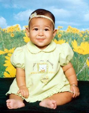<u>31 de octubre </u><p> Sofía Escalera Ramos es hija de los señores Ricardo Escalera Méndez y Juanita Ramos de Escalera.