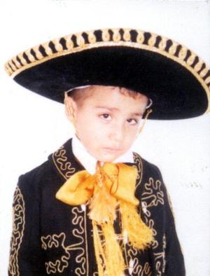 Alan Garibay A. festejó su tercer cumpleaños.