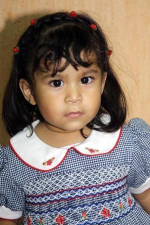 Isabella Martínez García festejó su segundo aniversario de vida con una divertida fiesta que le organizaron sus papás.