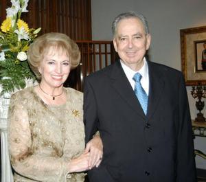 <u> 02 de noviembre 2003 </u> <p> Señores Abigail Sarachio de Jiménez y José Jiménez García.