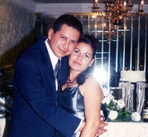 Luis Rioberto Rodríguez González y Mireya López de Rodríguez.