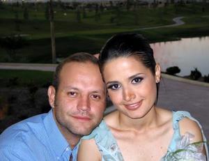 Rafael Flores González y Sofía Ortiz Zermeño contraerán matrimonio el próximo 20 de diciembre.