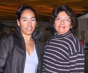 <u> 03 noviembre </u> <P> Viajaron a la ciudad de Tijuana Guadalupe Torredo y Magdalena Varela para visitar a sus familiares.