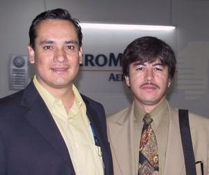 A Veracruz se trasladaron los doctores Julio Naranjo y Daniel Campos para asistir al Congreso Nacional de Cirugía General.