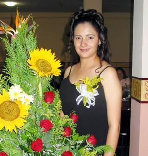 Arehmi Cervantes Rivas se casará en breve con Aarón Jesús García Barbalena.