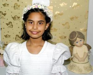 <u> 04 de noviembre </u> <p> La pequeña Fernanda Félix Dávila en la fiesta que le organizaron sus papás Joel Dávila y Ana Luisa de Dávila por su onomástico.