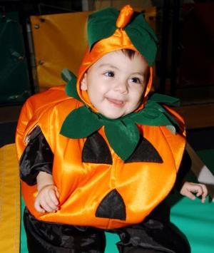 Paulina Mercado, captada en pasado festejo infantil con un bonito disfraz.
