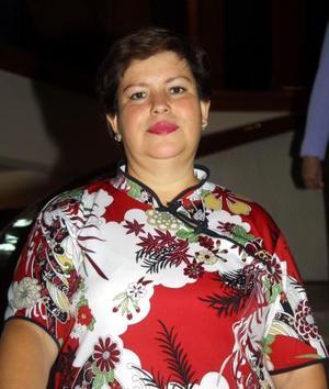 <u> 08 noviembre 2003 </u> <P> Ana María Ramírez de GOnzález festejó su cumpleaños con un grato convivio familiar.