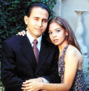 Orlando Hernández y Adelú Zamorano contrajeron matrimonio el ocho de noviembre.
