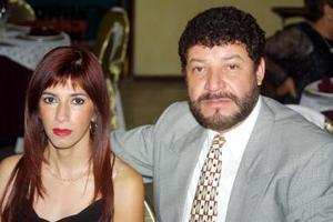María Elena Gurza de Minaya y Víctor Minaya Tejero.