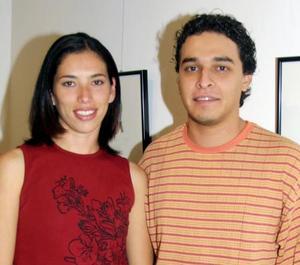 Maricarmen Ojeda Iruzubieta y Alejandro Martínez Vázquez.