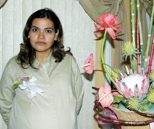 María Elizabeth López de Portillo recibió un gran número de  obsequios y felicitaciones en su fiesta de canastilla