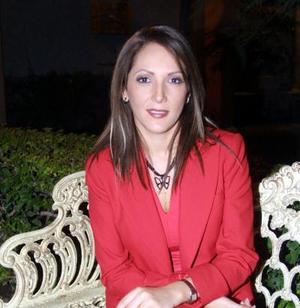Alicia Cárdenas Esquivel fue despedida de su vida de sotlería por su próximo enlace con Arturo Torres Nazer.