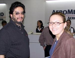 <u> 13 de noviembre </u> Luis Torres y Michel Rafols retornaron a la Ciudad de México luego de asistir a una convención sobre sistemas computacionales.