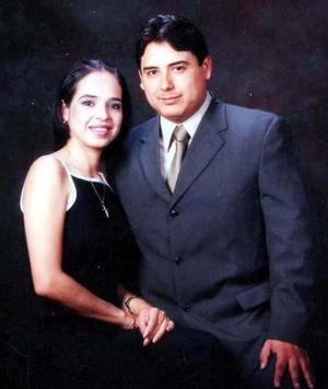 Jéssica Benítez y Mario Rodríguez
