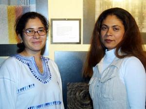 Nancy Ramírez e Ivonne Ramírez.